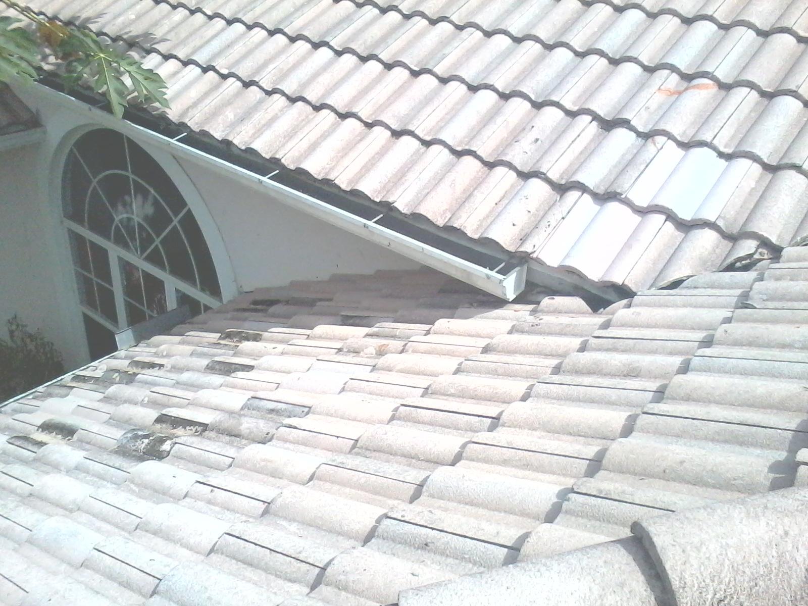 43 KWitter Repairing Roof